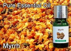 * Myrrh Oil Heals Wrinkles, Chapped, Dry skin, Scars, and Stretch Marks.  Myrrh is a very powerful essential oil from ancient times. The Arabian people used