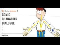 Animate Your Story in No Time! Part 2 - Comic Character Dialogue Comic Character, Your Story, 2d, Family Guy, Animation, Cartoon, Comics, Guys, Memes