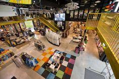 Quicksilver flagship store Saint Jean de Luz 04