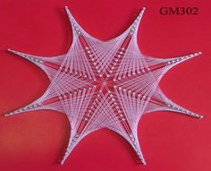 Tablou decorativ handmade String Art - 25 de modele!