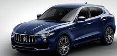 #Maserati #Levante #SUV #MaseratiLevante