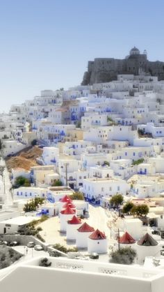 exquisite-planet:  Astypalaia, Greece  favela of dreams