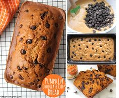This super simple Pumpkin Chocolate Chip Bread will make for a perfect fall breakfast or dessert. You will not only find it quick and easy to make but will