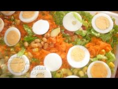 Nigerian Salad with the trademark look and taste needs no introduction. You do not have to wait for the next party to enjoy this salad recipe. All Nigerian Recipes, Nigerian Food, Vegetable Salad Recipes, Food Combining, Rice Dishes, Fine Dining, Food To Make, Ethnic Recipes, African Recipes