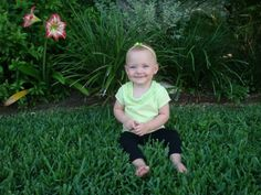 Sweet smile - Photo submitted by: Natalie Cherry @babycenter #bigdayout