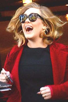 15 Times Adele Made You Laugh So Hard That Your Stomach Hurt