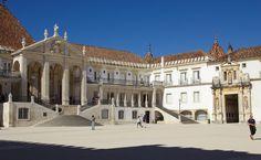 Universidade de Coimbra - Because not everyone can attend Hogwarts.