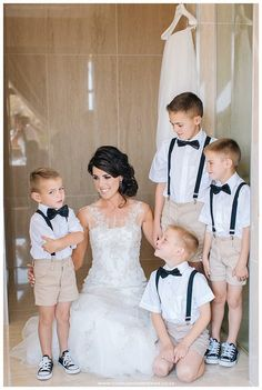 ringbearer and page boy outfits Lace Beach Wedding Dress, Blue Wedding, Wedding Bells, Wedding Bride, Dream Wedding, Wedding Ideas, Wedding Dresses, Suspenders Outfit, Suspenders For Boys