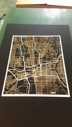 Columbus Cut Map « Columbus Underground Messageboard
