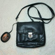kolton Crossbody bag In almost new condition.a beautiful crossbody bag.  detachable  cords.dark blue kolton Bags Crossbody Bags