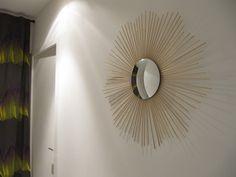 "Miroir "" Soleil"" Instructions de bricolage zum..."