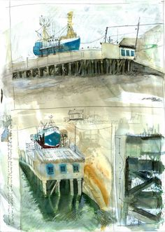 'Spring Tides' - Anna Cattermole