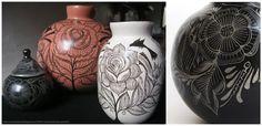 Huáncito, Michoacán pottery