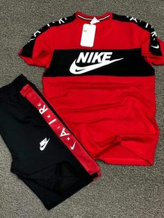 Cute Nike Outfits, Summer Swag Outfits, Teen Swag Outfits, Dope Outfits For Guys, Cute Lazy Outfits, Tomboy Outfits, Hype Clothing, Mens Clothing Styles, Nike Clothes Mens