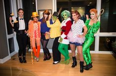 Tons of great creative Costume ideas!!  {check this out for next year!!}