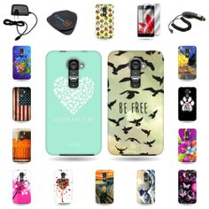 High Quality Rigid Rubber Snap-On Design Cover Case For LG G2 VS980 Phone