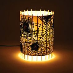 Lámparas de mesa de papel, fácil de hacerIdeas para regalos | Ideas para regalos