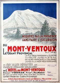 Mont-Ventoux, le géant provençal