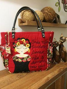 Bolsa Frida Kahlo Mais Mais