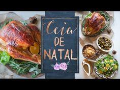 O CARDÁPIO COMPLETO PARA A SUA CEIA DE NATAL (2016) - YouTube