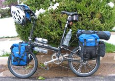 Bike Friday Pocket Llama On The C O Canal Cyclotouring Pinterest
