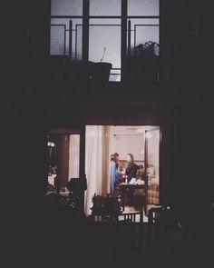#gardenparty #night #party #home #friends #light #dark #barbeque #architecture #window #garden #girls