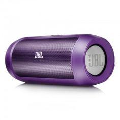 JBL Charge 2 Portable Bluetooth Wireless Speaker Purple (699/- AED)