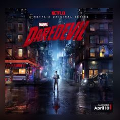 So Excited about this Series !!DareDevil