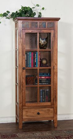 Mexican Pine Curio Cabinet | Furniture By Room | Pinterest ...