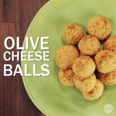 These savory Olive Cheese Balls are the perfect quick appetizer to make in a rush for company arriving shortly.