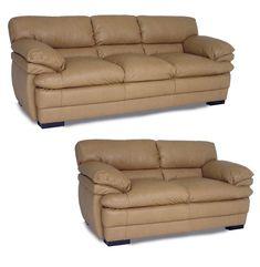 Tan Leather Loveseat In 2020 Leather Sofa Loveseat Tan Leather Sofas Leather Sofa