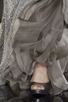 Elie Saab | Fall 2006 Couture Collection | Style.com