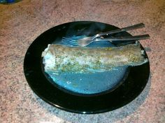 Ryba na parze - gotowe danie