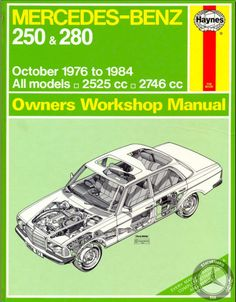Mercedes benz e class petrol workshop manual w210 w211 series repair manual from haynes mercedes benz w123 fandeluxe Choice Image