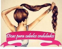 Blog Samantha Kettler: Dicas para cabelos ondulados / lisos