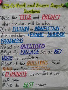 Mandys Tips for Teachers: Preparing for the Test: Teaching Testing Skills
