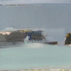 Sandy Ostrau  Morning Fog 12x12
