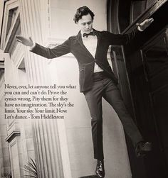 ~ Hiddles Quotes ~