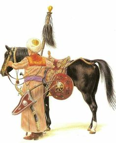 Imperial Army Ottoman Empire Ottomans Vienna Meval Cavalier