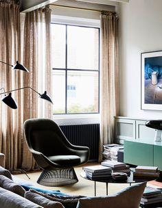 Caitlin Mills Photography, Mardi Ola, The Design Files Interior Styling, Interior Decorating, Interior Design, Eames, Modern Windows, World Of Interiors, The Design Files, Australian Homes, Apartment Living