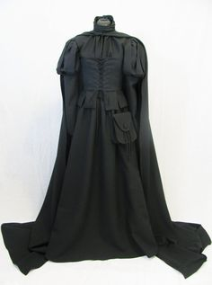 Wicked Witch of the West Custom Costume by NeverbugCreations