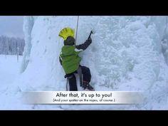 Climb the ice tower @BigWhite ... maybe next season.