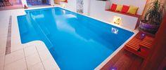 Grandeur - 8.25m x 4.0m, 1.0m - 1.9m depth. http://www.sapphirepools.com.au/swimming-pools/grandeur/