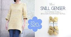 Pickles Good Sweater    http://www.pickles.no/pickles/2012/5/10/snill-genser-good-sweater.html