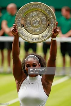 Serena Williams Singles Titles At Wimbledon image gallery. A Look Back At Serena's Singles Wins At Wimbledon. Can She Make It 8 In The Final At Wimbledon When She Meets Angelique Kerber ? Find more authentic curated albums at Getty Images. Serena Williams Grand Slam, Venus And Serena Williams, Selena Williams, Wimbledon 2016, Wimbledon Champions, Wimbledon Tennis, Angelique Kerber, West Palm Beach, Bring Back Lost Lover