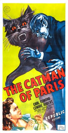 The Catman of Paris (1946, USA)