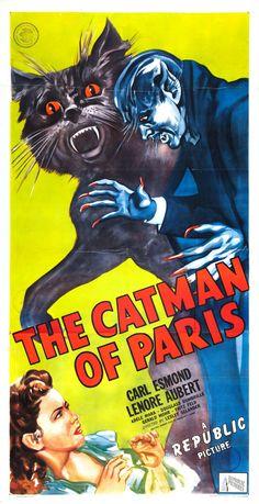 The Catman of Paris (1946, USA)