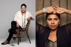 Deborah Mailman ~ Indigenous singer and actress ~ her beautiful soul shines through in whatever she undertakes