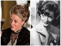 Happy Birthday, Maggie Smith! Elegant, witty, demanding of excellence, incomparably talented...and the sassiest most quotable Violet Crawley, Dowager Countess of Grantham. I can only hope to be as classy as her when I get old.