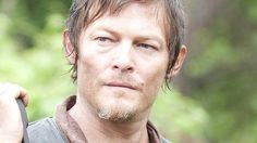 Daryl takes a stand ... The Walking Dead